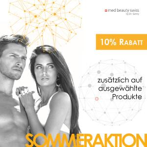 Sommeraktion - 10% Rabatt