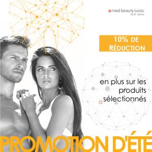 Promotion d'été - 10% de Réduction