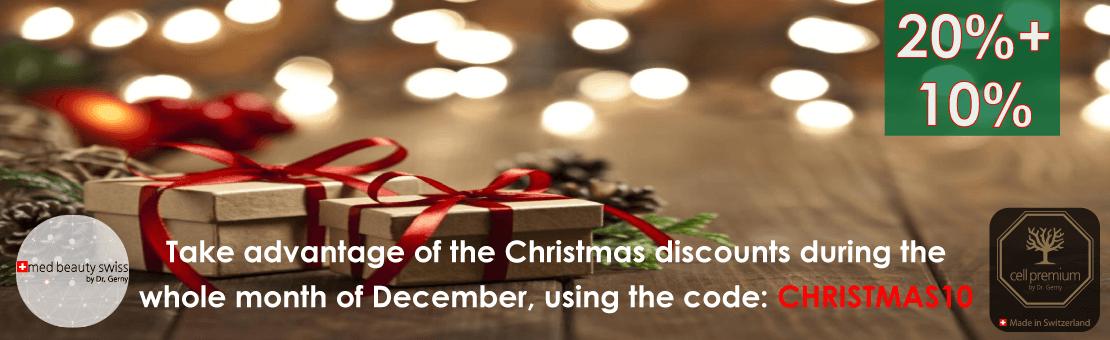 Navidad 20% + 10%