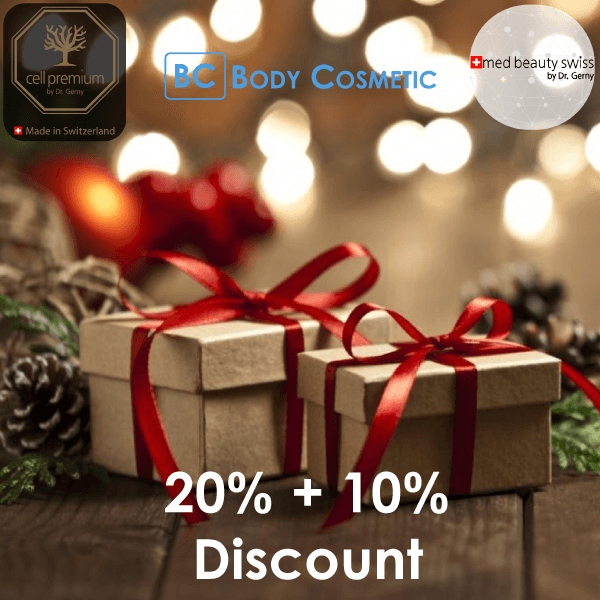 Christmas - Products with 20% + 10% Discount