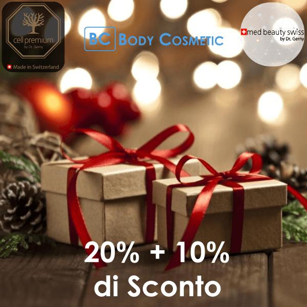 Natale - Prodotti con il 20% + 10% di Sconto