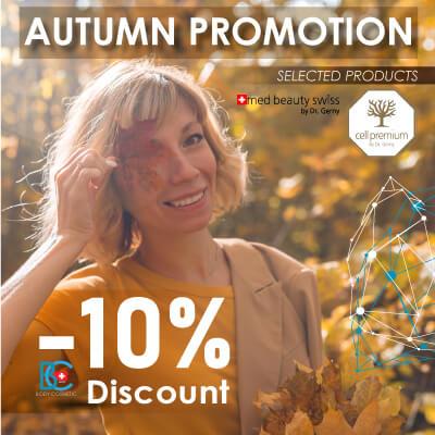 Autumn Promotion- 10% Discount