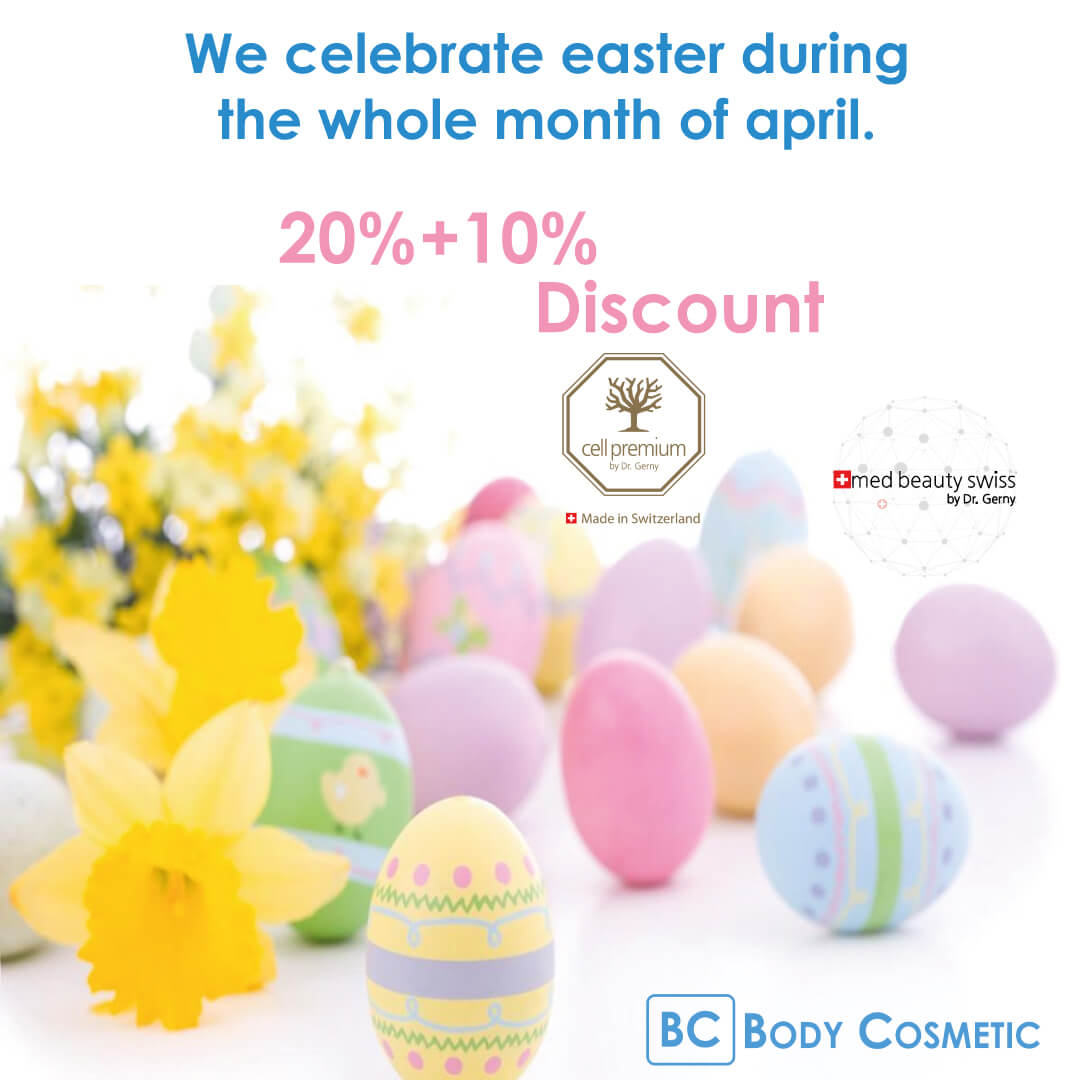 Easter - Products with 20% + 10% Discount
