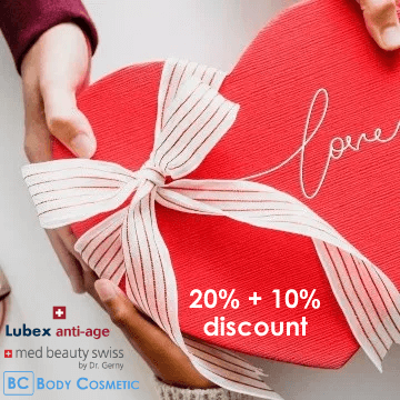 Valentine's Day - Products with 20% + 10% Discount